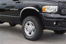 Stainless Steel Wheel Arch Trim Set fits 2005-2009 GMC Canyon  PUTCO