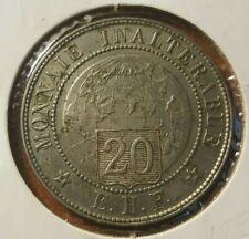 1896 20 FRANC MONNAIE INALTERABLE