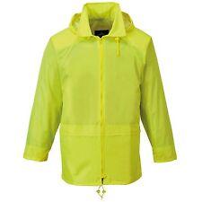 Mens Womens Waterproof Kagoul Rain Coat Jacket Mac Kagool Cagoule Free PnP