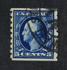 CKStamps%3A+US+Stamps+Collection+Scott%23396+5c+Washington+Used