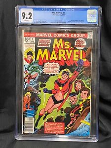 MS. MARVEL 1 CGC 9.2 GORGEOUS BOOK AFFORDABLE COPY GET IT NOW MAKE AN OFFER!