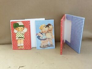 """10 MABEL LUCIE ATTWELL BIRTHDAY/ CHRISTMAS  CARDS  1997,  6""""×3.5""""  NEW"""