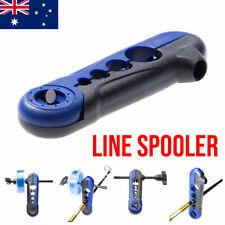 Universal Fishing Line Spooler Adjustable for Various Sizes Rod Winder Spooling