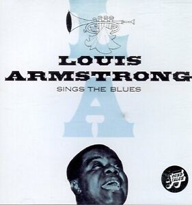 Louis Armstrong - Sings the Blues       .....B21