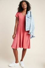 NWT Anthropologie Ester Knit Dress (XS, Coral)