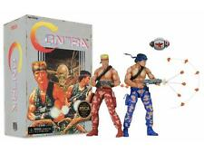 """NECA Contra 7"""" Action Figure Two Pack - Bill & Lance Video Game Pre-Sale"""