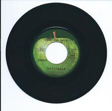 "1969 BADFINGER ""COME AND GET IT"" 45 rpm 7"""