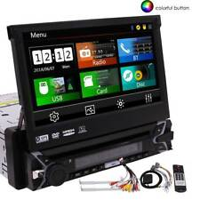 AUTORADIO MIT NAVIGATION NAVI OBD DAB+ BLUETOOTH DVD PLAYER USB SD MP3 AUX 1DIN