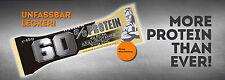 (34,62�'�/kg) Weider 60%25 Protein Bar 24 x 45g Riegel ALLE 4 Sorten AUCH MISCHBAR!!