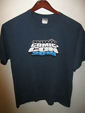 GameSpot Comic Con 2010 Comic Book Convention Staff Gamer Techie T Shirt Large
