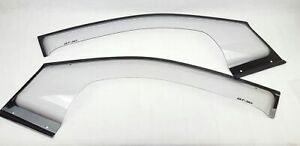 New Genunine Mazda BT-50 Front Weathershield Set UP UR BT50 Freestyle Single Cab