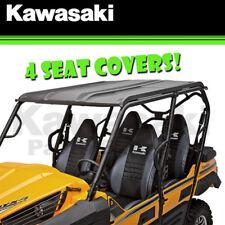 NEW 2012 - 2017 GENUINE KAWASAKI TERYX TERYX4 750 800 SET OF FOUR SEAT COVERS