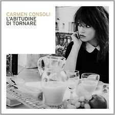 Carmen Consoli - L'abitudine Di Tornare ( CD - Album )