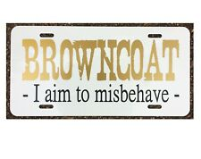 Serenity Firefly Browncoat Li