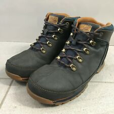 TIMBERLAND Chukka Walking Boots Mens/Boys Size UK 5.5 EUR 39 Lace Up Mid Top