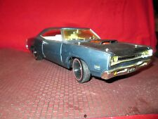 1969 dodge super bee mopar six pack  69 AMERICAN MUSCLE 1:18 DISPLAY PIECE loose