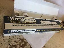WRENN RAILWAYS BOX ONLY W2212 4-6-2 NIGEL GRESLEY 4-6-2  GC  & coupling guards