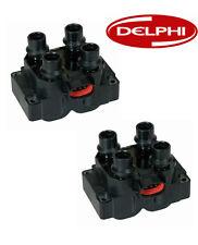 Genuine Delphi Ignition Module Coil Packs x 2 Falcon AU 1 2 & 3 V8 XR8