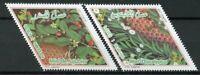Algeria 2018 MNH Honey Jujube Eucalyptus 2v Set Bees Insects Plants Stamps