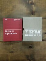 IBM Quietwriter Printer 5201 Guide to Operations First Edition July 1984 Vintage