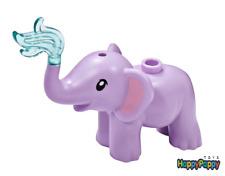 Lego® Orient 1x Elefanten Ohr in alt dunkel grau