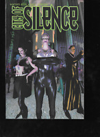 City of Silence by Warren Ellis & Gary Erskine 2004, TPB Image Comics OOP