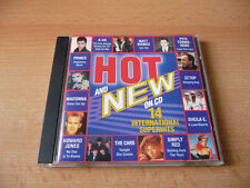 CD Hot and New on CD 1986: Madonna A-ha Prince Sheila E. The Cars Simply Red ...
