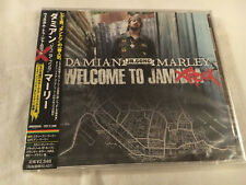 NEW Damian Marley Welcome to Jamaica CD SEALED RARE Japanese OBI Jr. Gong Import