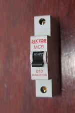 Settore C16 RCBO svrcbo 16//C 16 A 6kA 240 V 30 mA 230//240V 1P Single Pole NUOVO//in Scatola