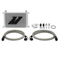 Mishimoto Universal 25 Row Oil Cooler Kit - Silver