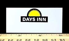 VINTAGE SALESMAN SAMPLE! DAYS INN MANAGER HOTEL MOTEL UNIFORM NAMETAG NAME TAG