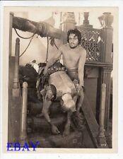 Ramon Novarro barechested VINTAGE Photo Ben Hur 1926