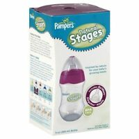 Pampers Airwave Venting System - BPA-FREE Stage 2, 9 Ounces, Clear, Single