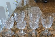 Stuart Crystal Imperial Glasses  - Set of 5