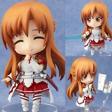 Japenese Anime Sword Art Online Yuuki Asuna Nendoroid Figure 10cm New No Box