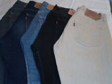 Jeans LEVIS 501 Uomo Levi's Strauss Vintage/Used
