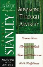 In Touch Study: Advancing Through Adversity by Charles Stanley *FREE shipping*
