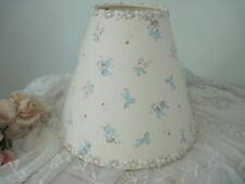 Rare Nwt Rachel Ashwell Shabby Chic Tm Baby Nursery Lampshade in Cowboy Fabric