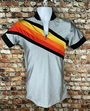 Vintage 70s 80s Sergal Cycling Jersey Made in Italy Bike Shirt Lycra Cyclepro @@