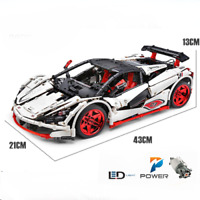 Tech Venom GTR Remote Car 42056 42083 42099 42110 Building Blocks Bricks MOC