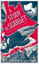 """""""VERY GOOD"""" A Study in Scarlet (Penguin Classics), Conan Doyle, Arthur, Book"""
