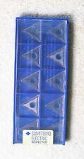 Sumitomo TNMG431ESU H4331 Ten Pack Carbide Inserts *NEW*