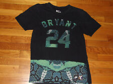 NIKE ATHLETIC CUT KOBE BRYANT SHORT SLEEVE T-SHIRT MENS SMALL EXCELLENT COND.