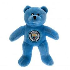 Manchester City Mini Bear Teddy Soft Gift New Official Licensed Football Product