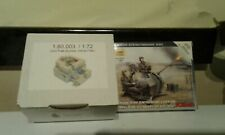 1/72,20mm scale Alantic wall Flal-Bunker. With model 2cm,(20mm) Anti Aircraft gu