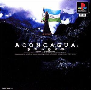 ACONCAGUA PS1 Sony Sony PlayStation 1 From Japan