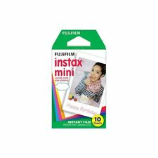 Fujifilm Films Mini Instax - 86 x 54 mm - Monopack 10 Films