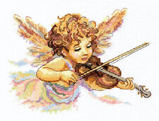 Cross Stitch Kit Thin strings of love