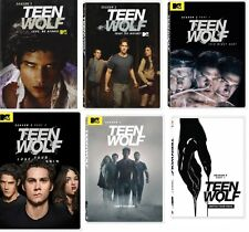 TEEN WOLF - SEASON 1 2 3 4 & 5 part 1  -  DVD - REGION 1 - SEALED