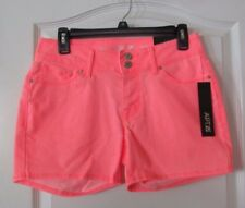 Apt. 9® Mid Rise Jean Shorts Coral Women's Sz 4 NWT MSRP$40 VERY CUTE